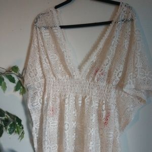 3/$15 Xhilerations NWT Cover up size M